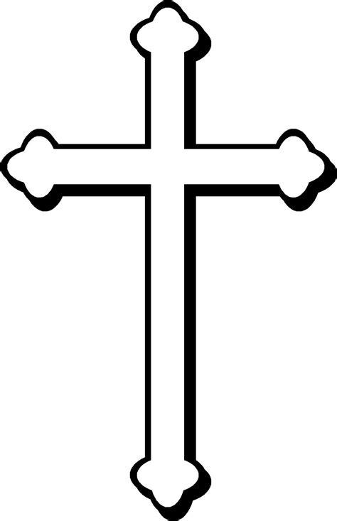 Cross Clip Clipart Of Jesus On The Cross Clipart Best Crosses