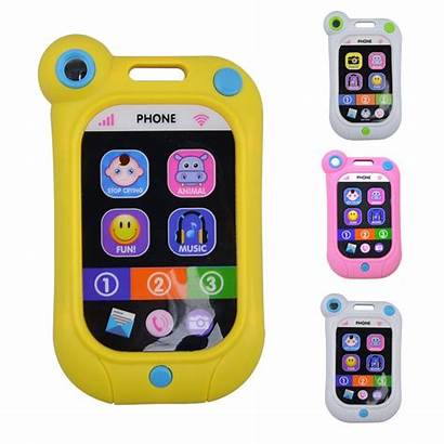 Phone Toy Cell Learning Sound Toys Children