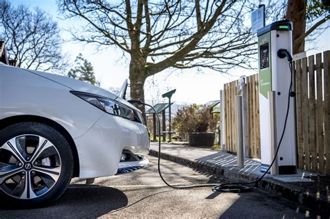 Uk Now Has More Electric Car Charging Points Than Fuel
