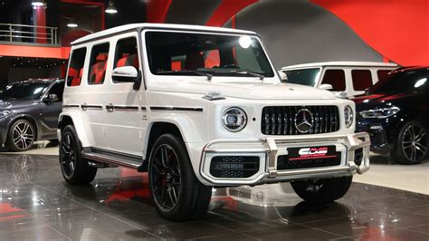 It also will undoubtedly make your valet experience effortless as those guys are sure to leave your truck. Alain Class Motors | Mercedes-Benz G63 AMG