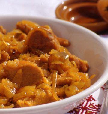 safran cuisine tajine de veau aux oignons miel et safran recipe