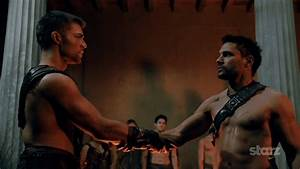 Spartacus Returns With a Vengeance This Friday! Stars Manu ...