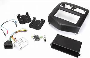 Scosche Gm5204 Dash And Wiring Kit  Black  Install A New