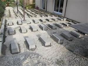 escalier exterieur en beton escaliers en beton desactive With wonderful materiaux exterieur de maison 18 20 photos de piscine en beton