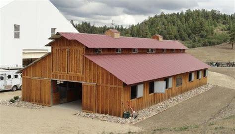 The 25+ Best Prefab Barns Ideas On Pinterest