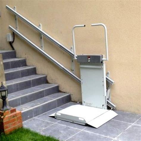 accessible groupe les solutions handicap moteur plateformes monte escalier