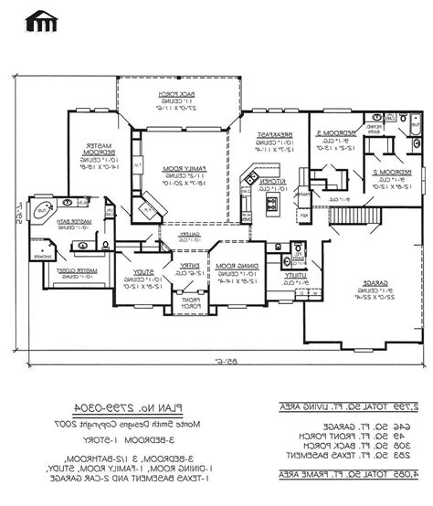 contemporary open floor plans contemporary country house plans modern house