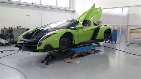 Lamborghini Veneno Boat by Green Lamborghini Veneno Roadster 1792x1008 Carporn