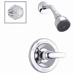 Delta Single Handle Shower Faucet Diagram