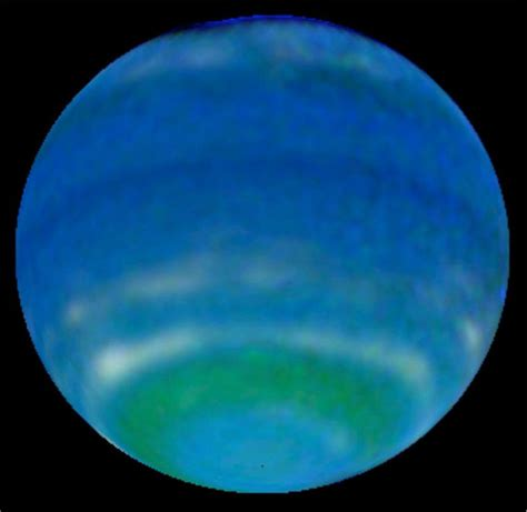 what color is uranus planets causes of color