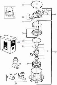 Caretaker Infloor Cleaners Ultraflex 2 Parts
