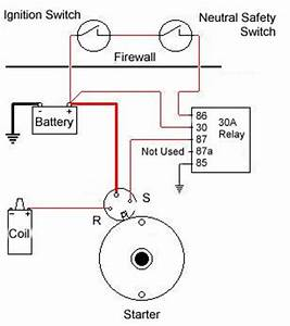 ford solenoid With circuitpicture25101connectionstartersolenoidstarterrelayjpg