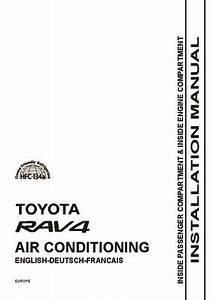 Manual Toyota Rav4 Pdf Notice  U0026 Manuel D U0026 39 Utilisation
