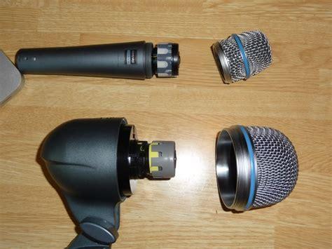 microfono dinamico capsule