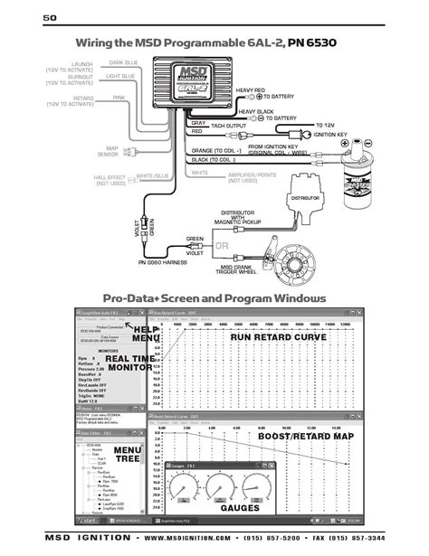 6al Msd Ignition Wiring Diagram by Msd Ignition 6al Wiring Diagram Free Wiring Diagram