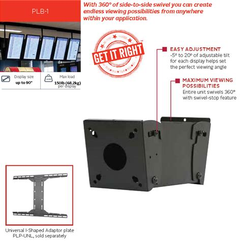 peerless dual ceiling mount peerless back to back dual screen ceiling mount for 30 50