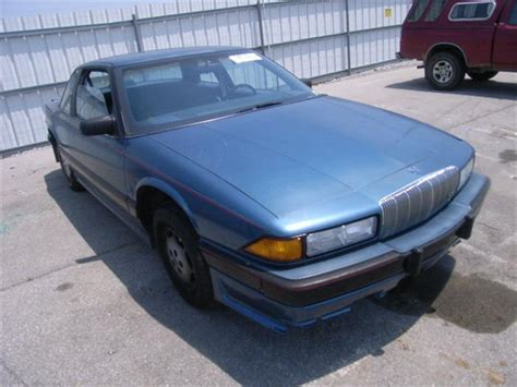 Buick Regal 1988 by 1988 Buick Regal Information And Photos Momentcar