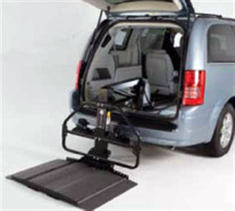scooter lifts for vans and suvs come in many different styles