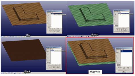fabric draping software integrating ls dyna draping analysis in moldex3d for