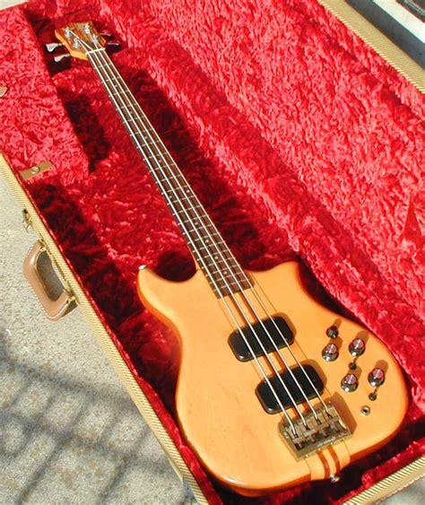 kawai  alembic bass guitar replica