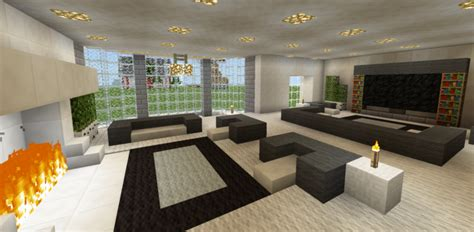Minecraft Xbox 360 Living Room Designs by 20 Living Room Ideas Designed In Minecraft