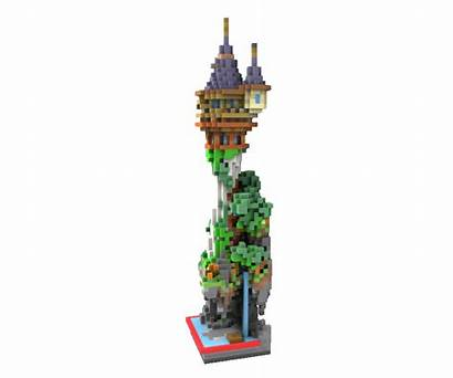 Chunk Challenge Fairy Tale Minecraft Screenshots