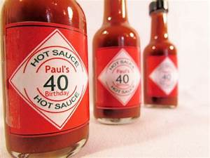 pin by favored by yodit events on favors pinterest With hot sauce wedding favors