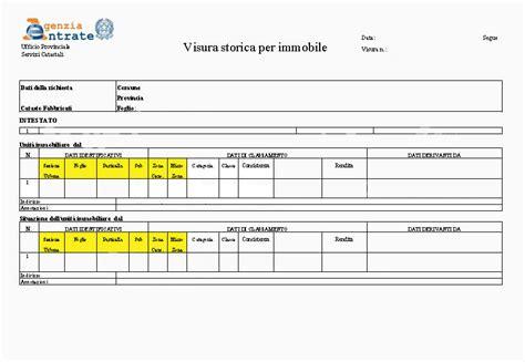Visure Catastali Gratis Per Codice Fiscale by Identificativi Catastali Visure E Documenti