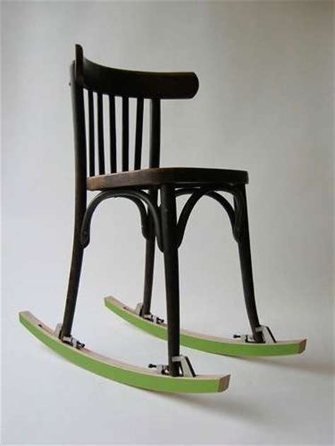 rocking chair conversion kit chair converting kits rocker by oooms