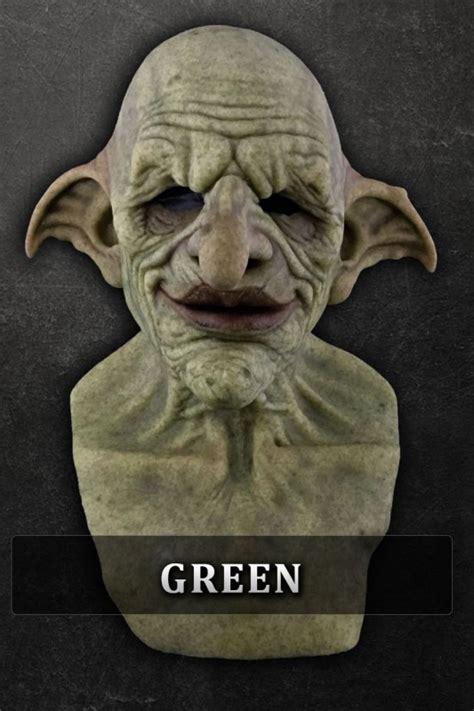 goblin silicone mask
