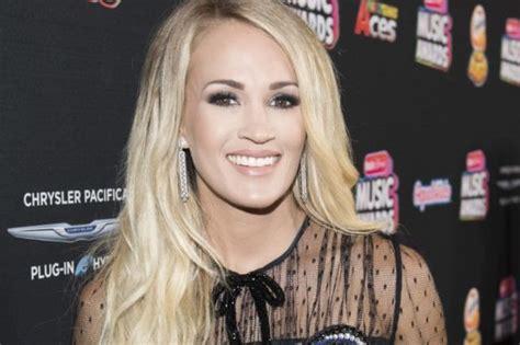 Carrie Underwood Drops Inspiring