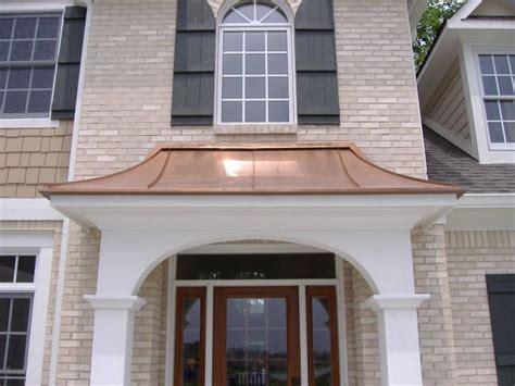copper roofing  bay windows custom copper hoods bay