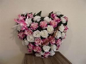 articles funeraires pompes funebres marbrerie authier With affiche chambre bébé avec fleur artificielle coeur