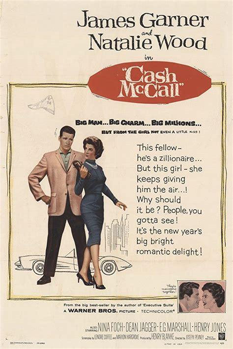Cash Mccall 1960 Enjoyable Flick Cash Mccall James