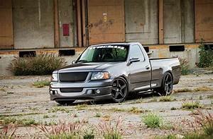 Stanced F150 Gallery