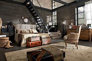 Country, vintage, industrial, loft, urban, shabby chic decor Dialma Brown TROBA Pinterest
