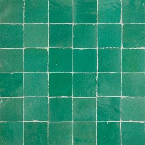 green moroccan tile miami green zellige