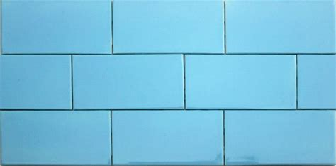 blue ceramic subway tile lyric revival 3 x 6 ceramic subway tile in beau blue 4803