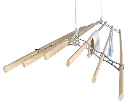 Kitchen Pulley by Chrome 6 Lath Pulley Clothes Airer Kitchen 6