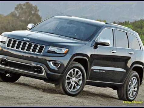 jeep grand cherokee diesel towing capacity youtube