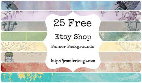 25 Free Etsy Banner backgrounds DIY Crafts Pinterest