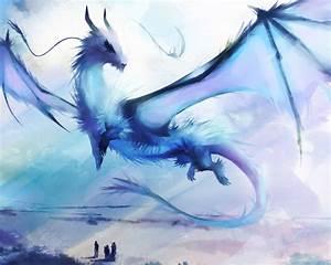 LMS: Ice Dragon by ananovik on DeviantArt