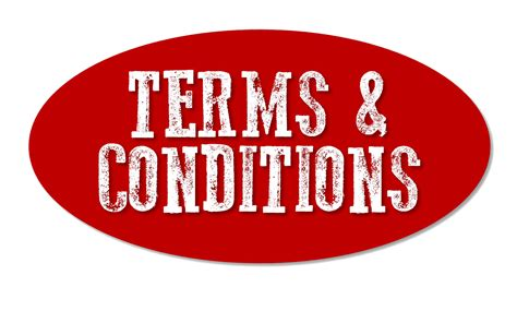 Terms And Conditions Cowtown Cowboy Outfitters