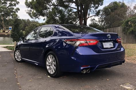 Toyota Camry Hybrid Backgrounds by Toyota Camry Hybrid 2018 Review Ascent Sport Carsguide