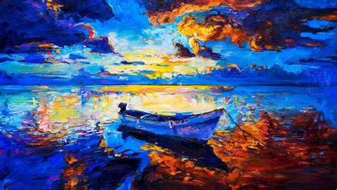 sky paintings  premium templates