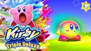 HYPERNOVA KIRBY!?! | Kirby: Triple Deluxe Walkthrough Part ...