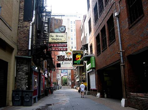 in printers alley printers alley nashville tennessee flickr photo
