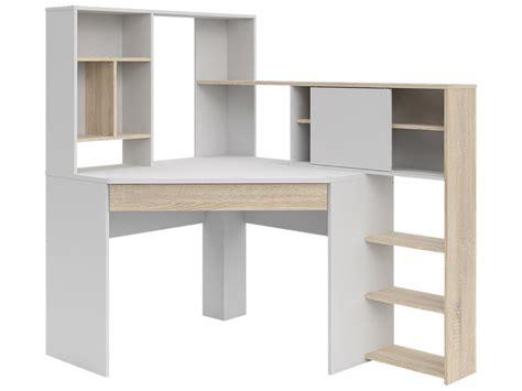 bureau d angle avec tiroir meubles bureau tables de bureau bureau d 39 angle