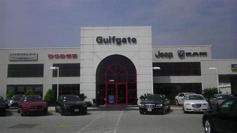 Gulfgate Dodge Car Dealership In Houston, Tx 77017
