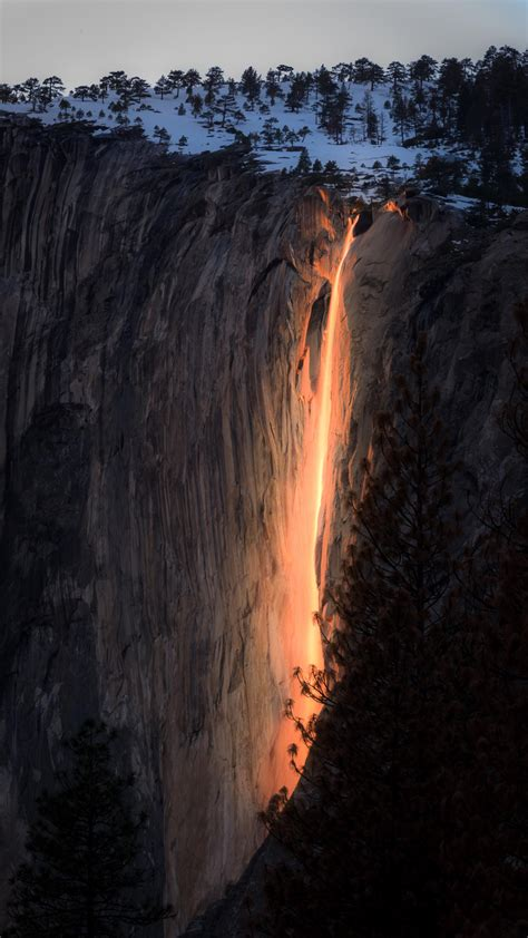 How Photograph Yosemite Dazzling Firefall